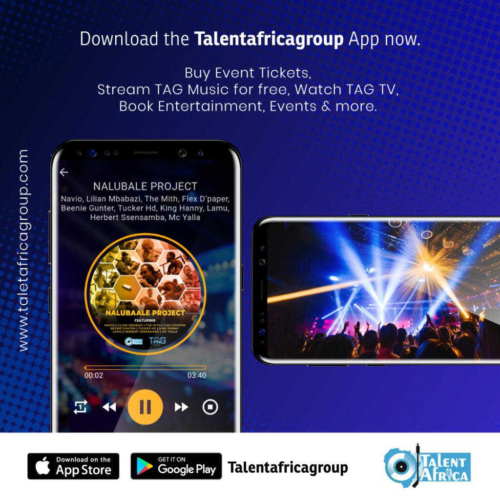 Talent africa group app